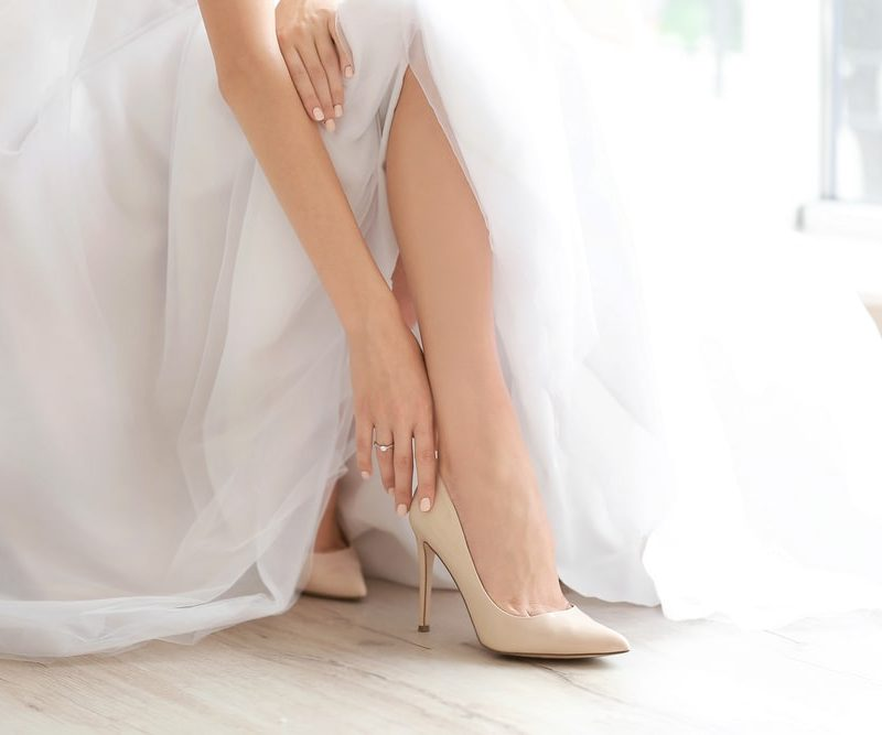 chaussures de mariage