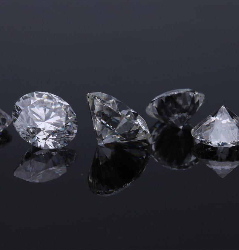 couleur de diamant